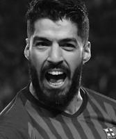 Luis Suarez signed memorabilia