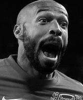 Cimeli firmati da Thierry Henry