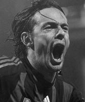 Filippo Inzaghi signed memorabilia