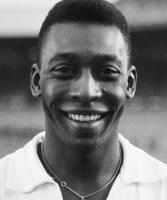 Pele signed memorabilia