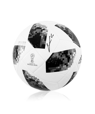 Display your football