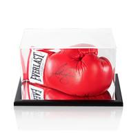 Display case - boxing glove