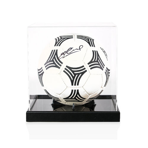 Display case - football