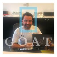 Xavi signed Barcelona photo