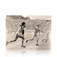 Ruud Gullit foto firmata Olanda - Euro 88