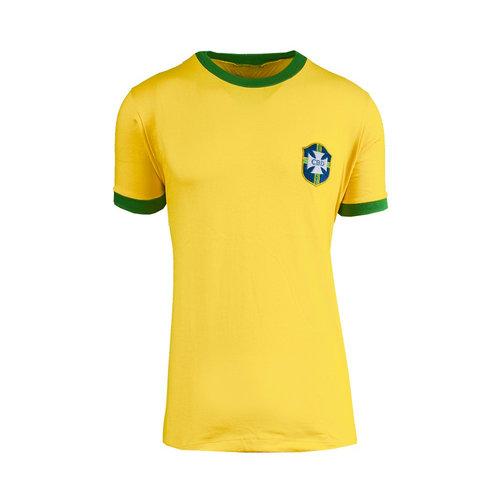Pelé signed Brazil shirt World Cup 1970