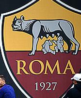 AS Roma signed memorabilia