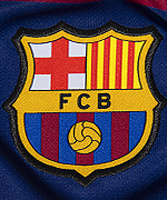 Barcelona signed memorabilia