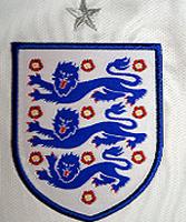 Cimeli firmati da Inghilterra