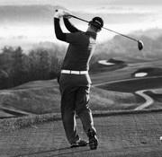 Golf signed memorabilia