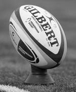 Rugby signed memorabilia