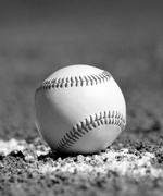 Authentic signed MLB baseball memorabilia