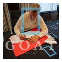 Dirk Kuyt signed Feyenoord shirt 2020-21