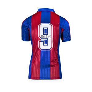 Michael Laudrup maglia firmata Barcellona 1992
