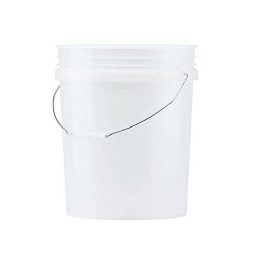 GRIT GUARD GRIT GUARD WHITE BUCKET 19L