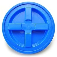 GRIT GUARD GAMMA SEAL BUCKET LID BLUE