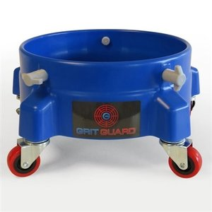 GRIT GUARD GRIT GUARD BUCKET DOLLY BLUE