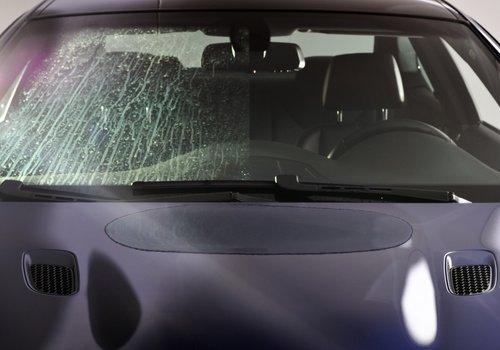 Protection céramique pour les vitres