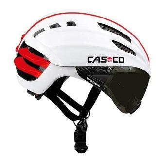 Casco Casco SpeedAiro Wit
