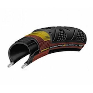 Continental Continental Grand Prix 4-seasons (zwart) Vouwband