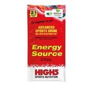 High5 High5 2: 1 Energy Source (47gr) Sports drink