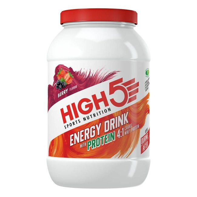 High5 4:1 Energy Source Protein (1,6kg) Sportdrank