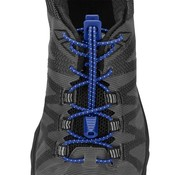 Lock Laces Nathan Run Laces Blauw