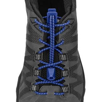 Lock Laces Nathan Run Laces Blue