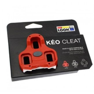 LOOK Look Keo Schoenplaat (Rood)