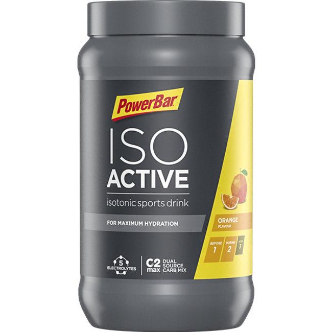Powerbar Isoactive (600gr) Durstlöscher