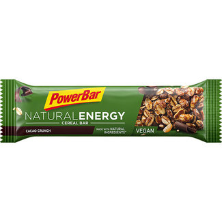 Powerbar Barretta Powerbar Vegan Natural Energy (40gr) Short THT
