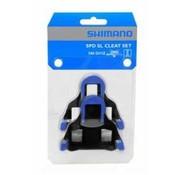 Shimano Shimano SM-SH12 SPD SL Cleat (Blue)