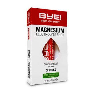 BYE! BYE! Colpo di magnesio elettrolita (3x)