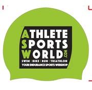 AthleteSportsWorld.com Gorro de baño ASW