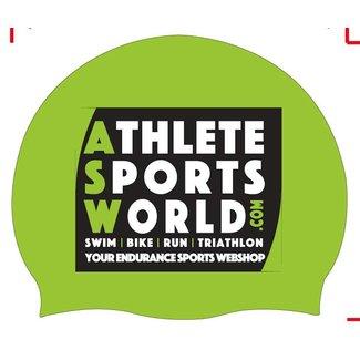 AthleteSportsWorld.com ASW Swimming Cap