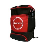 Zone3 Zone3 Transition Backpack - Black / Red
