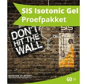 SIS (Science in Sports) Pacchetto di test del gel isotonico SIS