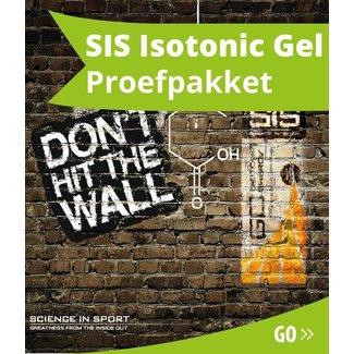 SIS (Science in Sport) SIS Isotonic Gel Proefpakket
