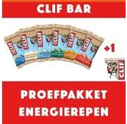 Clif Bar Paquete de prueba Clifbar Barritas energéticas (8 piezas)
