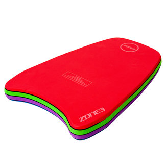 Zone3 Zone3 Multi-colored Tropical Swim Swimming Board