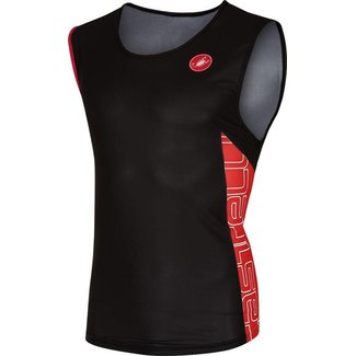 Castelli Camisa de running para hombre Castelli CA TO Alii