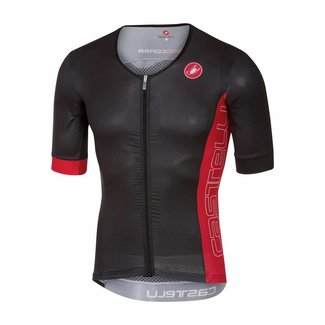Castelli Maillot Castelli CA Free Speed Race