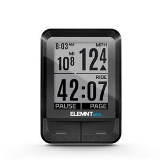 Wahoo Fitness Computer da bicicletta Wahoo ELEMNT MINI + Velocità RPM