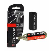 Trivio Trivio Kit Pro - Holder with Co2 cartridge (16gr)