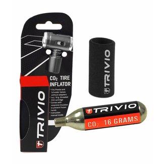 Trivio Trivio Kit Pro - Houder met Co2 cartridge (16gr)