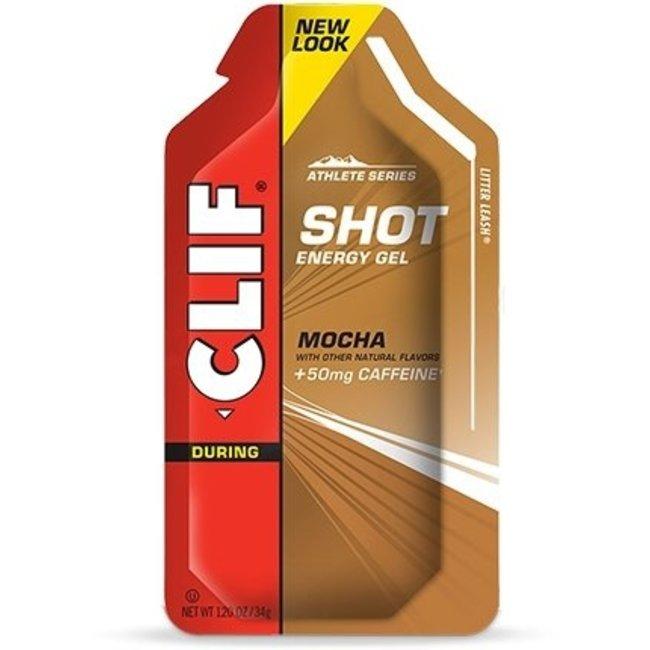 Clifbar Energie Gell Clif Shot Coffein -34gr