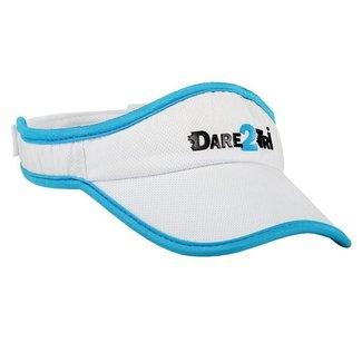 Dare2Tri Dare2Tri Visor White Blue