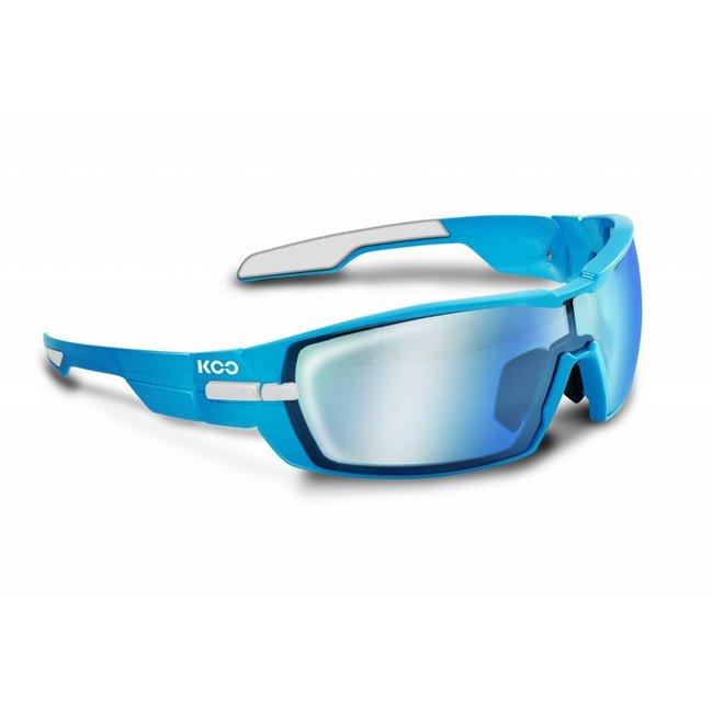 Kask Koo Open Radsportbrille Hellblau