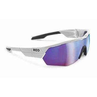 Kask Koo Koo Open Cube Weiß Radsportbrille