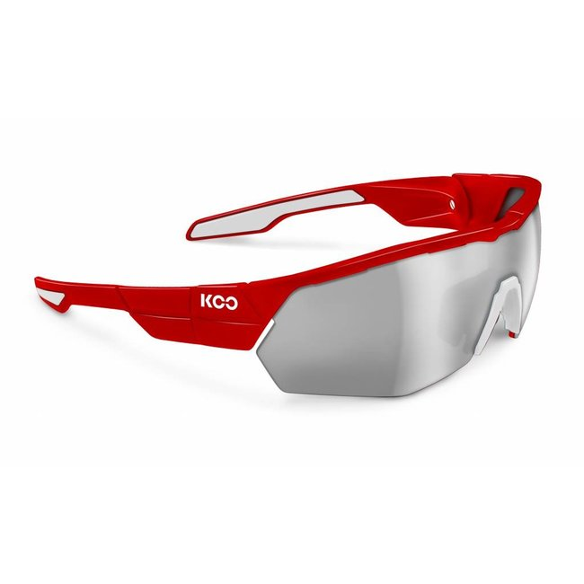 Kask Koo Open Cube Fietsbril Rood